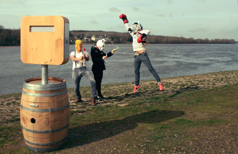 Photobooth Vendée - mariages champêtres, vintage, bohème