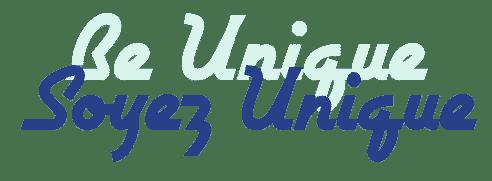Icône Be Unique - Soyez Unique