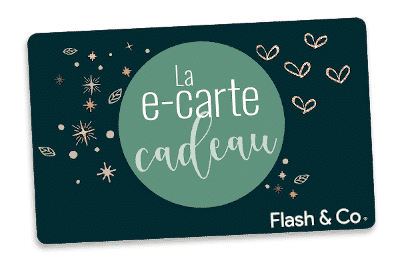Carte cadeau - Flash & Co®