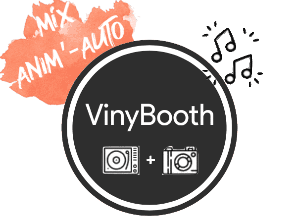 Vinyl bar + Photobooth in Angers - Maine-et-Loire (49)
