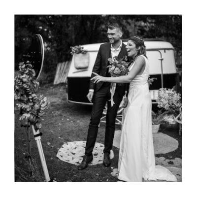 Location photobooth - borne photo digitale mariage - Angers