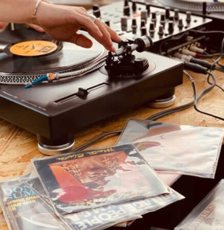DJ/Bar à vinyles Angers