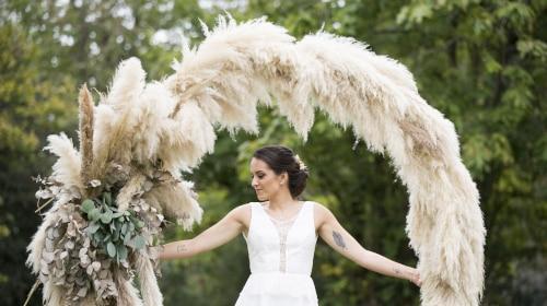 Shooting d'inspiration - Weddings à la Française